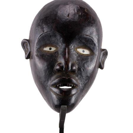 Bakongo mask RDC.
