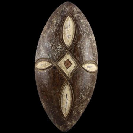 Zulu african shield on blawo