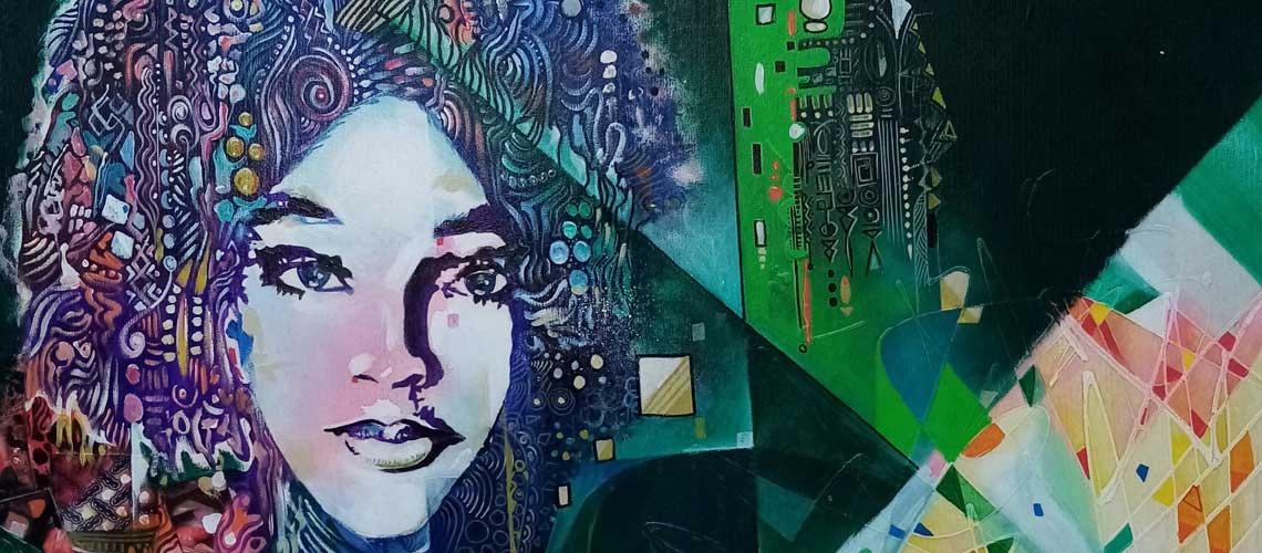 Artwork by Samba Diallo
